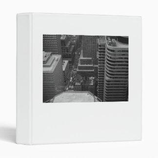 Manhattan Architecture Binder