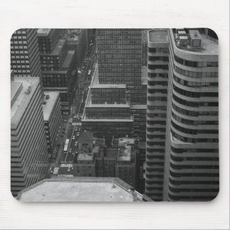 Manhattan Architecture Mouse Pad