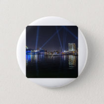 Manhattan at Night Button