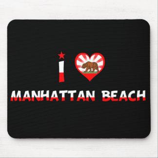 Manhattan Beach, CA Mousepads
