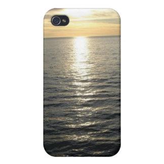 Manhattan Beach - California Pacific Ocean Case For iPhone 4