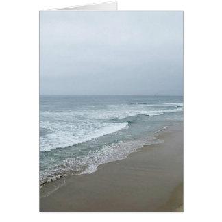 Manhattan Beach California Tarjeta De Felicitación