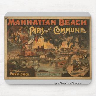 Manhattan Beach Mousepads