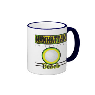 Manhattan Beach Volleyball Mug