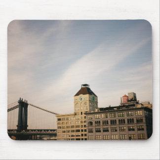 Manhattan Bridge As Seen From Dumbo,Brooklyn Mouse Pad