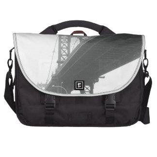 Manhattan Bridge - Film Bag For Laptop