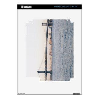Manhattan Bridge iPad 3 Decal