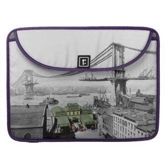 Manhattan Bridge Macbook Pro Sleeves For MacBooks