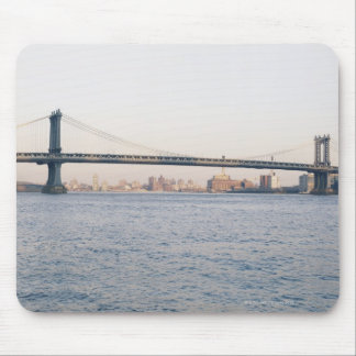 Manhattan Bridge Mouse Pad