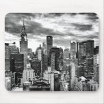 Manhattan cityscape mousepads
