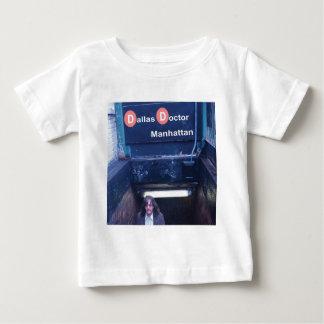 Manhattan Cover Baby T-Shirt