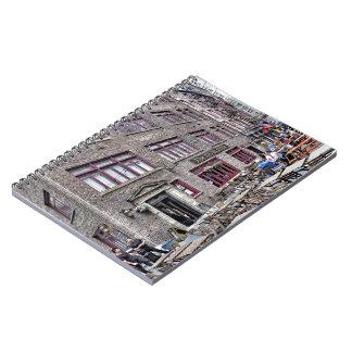 Manhattan Distrito-Más baja financiera Libro De Apuntes