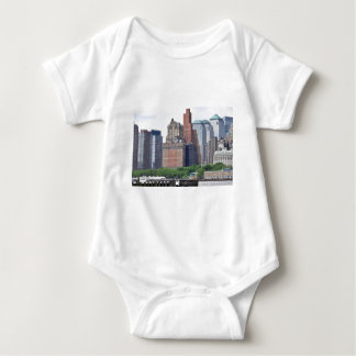 Manhattan Distrito-Más baja financiera Playera
