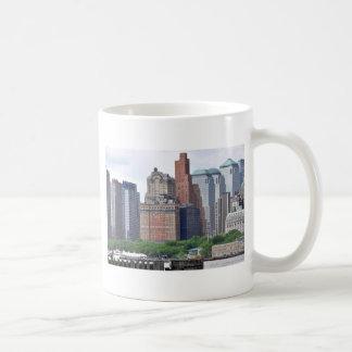 Manhattan Distrito-Más baja financiera Taza Clásica
