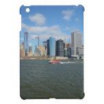 Manhattan en la distancia iPad mini coberturas