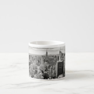 Manhattan from Above Espresso Cup