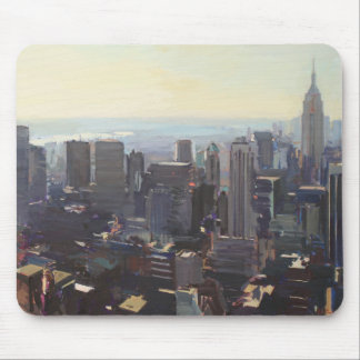 Manhattan from the Rockefeller Building 2012 Mouse Pad