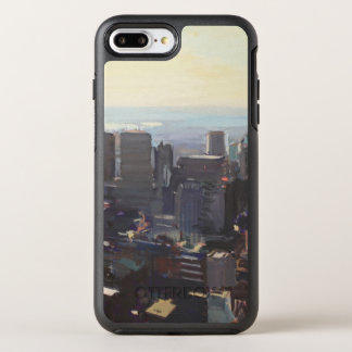 Manhattan from the Rockefeller Building 2012 OtterBox Symmetry iPhone 7 Plus Case