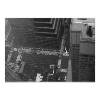 Manhattan from the top card