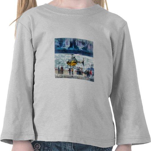 Manhattan Heliport T-shirt