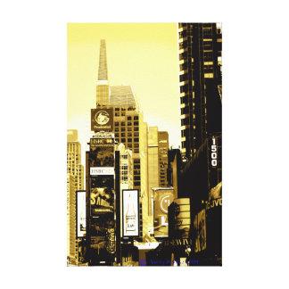 Manhattan Impresión En Lona
