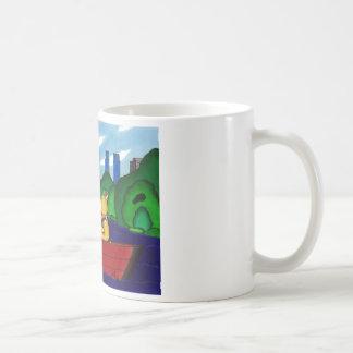 Manhattan Kiss Coffee Mug