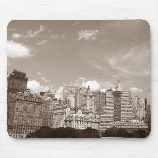 Manhattan Mouse Pad