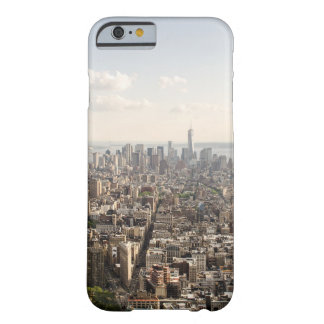 Manhattan New York Aerial View Barely There iPhone 6 Case
