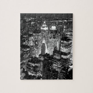 Manhattan New York City Jigsaw Puzzle