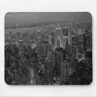 Manhattan New York City Mouse Pad