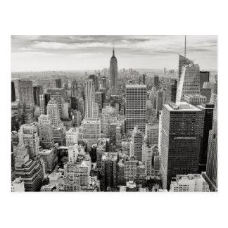 Manhattan - New York City Postcard