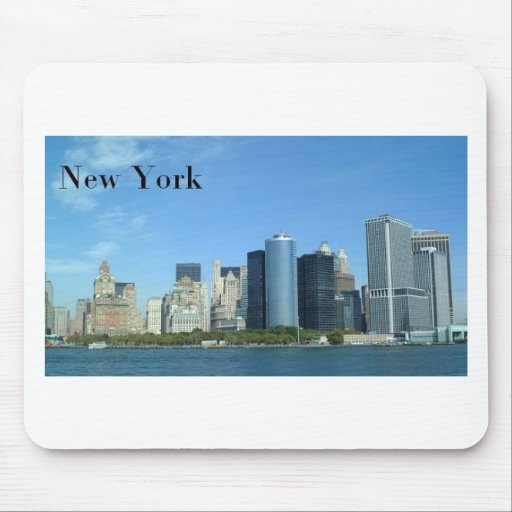 Manhattan New York City (St.K) Mouse Pad