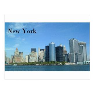 Manhattan New York City (St.K) Postal