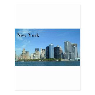 Manhattan New York City (St.K) Postales