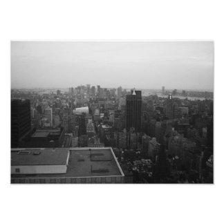 Manhattan Nueva York Arte Fotografico