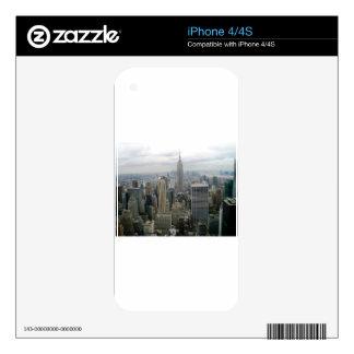 Manhattan, NYC iPhone 4S Decals