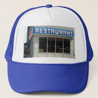 Manhattan NYC Restaurant Trucker Hat