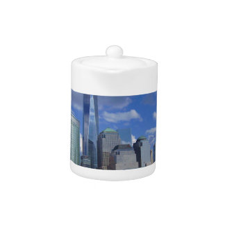 Manhattan NYC World Trade Center WTC Hudson River