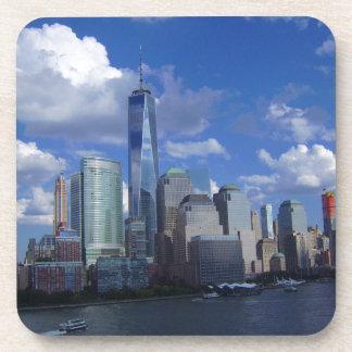 Manhattan NYC World Trade Center WTC Hudson River Coaster