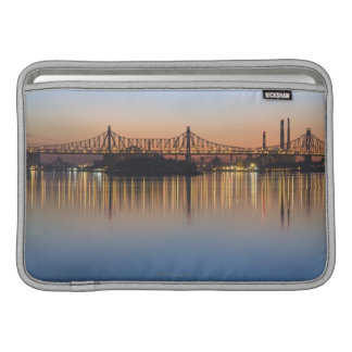 Manhattan Over the East River. MacBook Sleeve