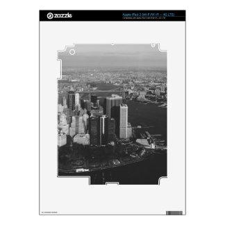 Manhattan Pegatina Skin Para iPad 3