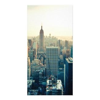 Manhattan Photo Photo Card Template