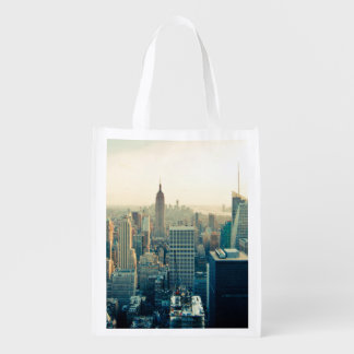 Manhattan Photo Reusable Grocery Bag
