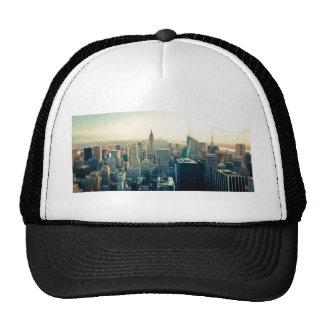 Manhattan Photo Trucker Hat