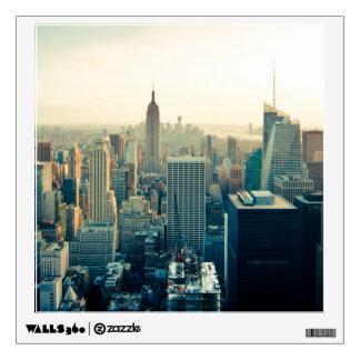 Manhattan Photo Wall Decal
