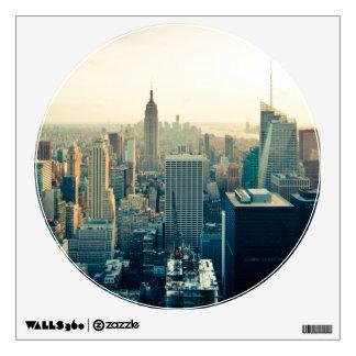 Manhattan Photo Wall Sticker