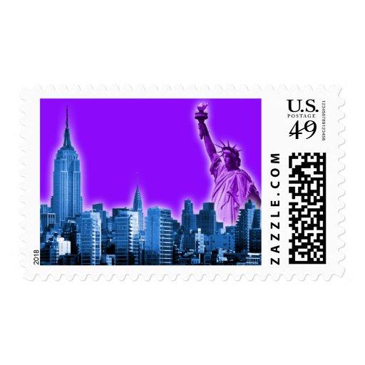 Manhattan Postage