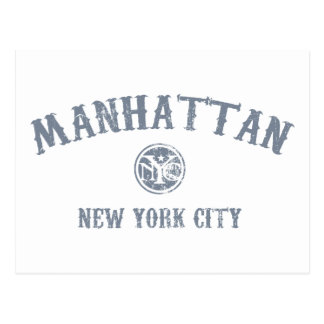 *Manhattan Postcard