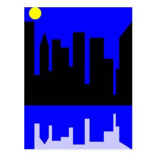 Manhattan Postcard