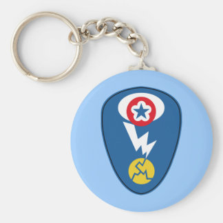 Manhattan Project Keychains